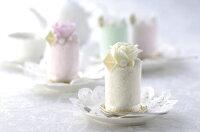 桂由美タオルケーキイメージ