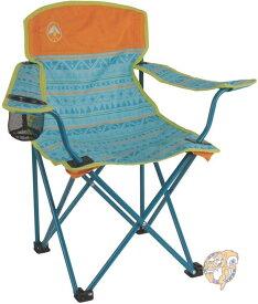 コールマン Coleman キッズクワッドチェア 子供用 キャンプ アウトドア 折り畳み椅子 キャンピングチェア 椅子