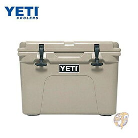 イエティクーラーズ YETI /クーラーボックス COOLERS yeti-002 タンドラ 35qt Tan YT35T YETIクーラーボックス キャンプ アウトドア 防災用品