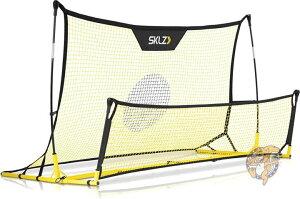 サッカー練習 ポータブルサッカーリバウンダーネット SKLZ 2312 ソロトレーニング サッカートレーニング サッカー用品 サッカーネット