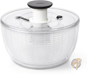 オクソー グッドグリップ 4.7リットル サラダスピナー Oxo 野菜 水切り器
