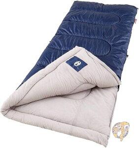 コールマン 寝袋 Coleman ブラゾス寒い天気用
