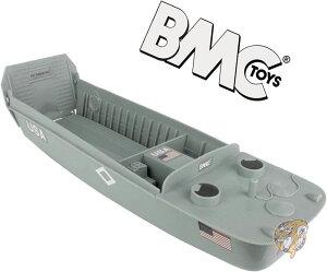 第二次世界大戦 1/32スケール ヒギンズボート BMC アーミー 模型 フィギュア