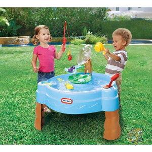 魚釣り 水遊び Little Tikes リトルタイクス 庭遊び 水あそび さかな釣り アメリカ輸入おもちゃ 誕生日 クリスマス 子供の日 夏休み 海外玩具