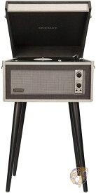 バミューダポータブルターンテーブル Crosley CR6233D-BK Bluetoothブラック