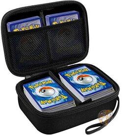 カードゲーム収納ボックスバインダー PAIYULE 取り外し可能な仕切り付き