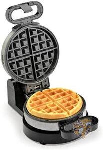 回転式ワッフルメーカー  トーストマスター ロープロフィール Toastmaster 十字に切り目入り直径約18センチベルギーワッフル ベルギーワッフル手作り おやつ 朝食