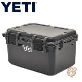 【YETI】LoadOut GoBox カーゴボックス アウトドア Charcoal