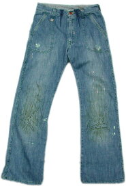 55DSL DENIM PANT ANDREW[Indogo Blue/001]
