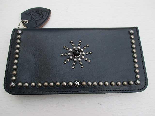 HTC エイチティーシー STARBURST スペシャルモデルロングウォレット black