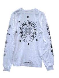 CHROME HEATRSクロムハーツマリブ限定ロングスリーブTシャツ white LXLサイズ