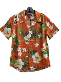 GUESS GREEN LABEL ゲス グリーンレーベル GUESS X J BALVIN TROPICAL PRINT SHIRT