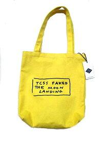 TCSSティーシーエスエスMOON TOTE トートバッグ yellow