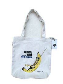 TCSSティーシーエスエスREVOLVER TOTE トートバッグ NATURAL