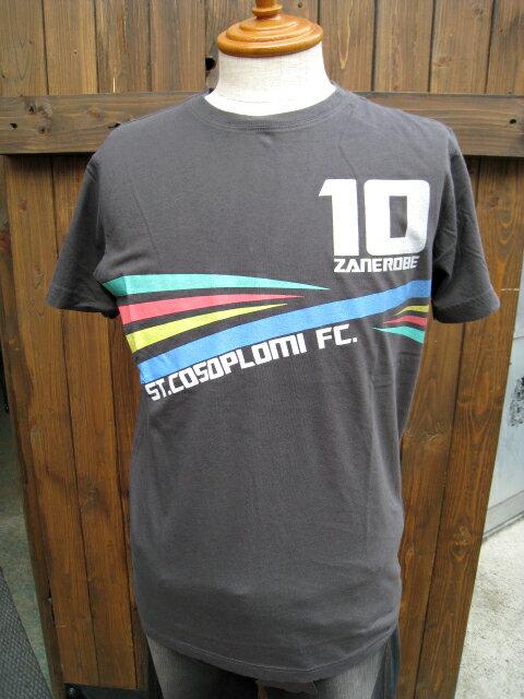 ZANEROBE/ゼンローブCOSATシャツ black