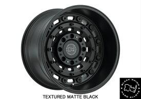 """BLACK RHINO """"ARSENAL"""" ジープ JEEP JL 新型ラングラー用 ブラックライノ """"アーセナル"""" ホイール 17x8 / +30mm"""