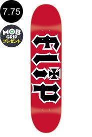 【FLIP フリップ】7.75in x 31.63in HKD RED TEAM DECKデッキ スケートボード スケボー ストリート sk8 skateboard デッキテーププレゼント!【1810】
