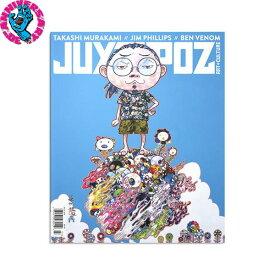 【SANTA CRUZ サンタクルーズ】JUXTAPOZ MAGAZINE JULY 2015マガジン ジャクスタポーズ スクリーミングハンド 雑誌 ジム・フィリップス インタビュー スケートボード スケボー sk8 skateboard