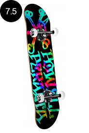 【POWELL PERALTA パウエル・ペラルタ】7.5in x 31in VATO RAT TIE DYE COMPLETEコンプリートデッキ(完成組立品)※12歳以上推奨 初心者 オススメ スケートボード スケボー skateboard sk8【1709】