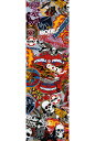 【POWELL PERALTA パウエル・ペラルタ】9in x 33in OG STICKERS SHEETグリップテープ デッキテープ スケートボード ス…