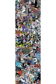 【POWELL PERALTA パウエル・ペラルタ】9in x 33in COLLAGE WHITE SHEETグリップテープ デッキテープ スケートボード スケボー sk8 skateboard【1810】