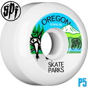 【BONES WHEELS ボーンズ ウィール】【P5】SPF PRO KOWALSKI PARKS 54mm WHEELS(4pack)【84B】ウィール ケ...