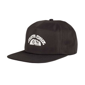 【SANTA CRUZ サンタクルーズ】HORIZON UNSTRUCTURED STRAPBACK HAT MENSキャップ ストラップバック ハット 帽子 CAP スケートボード スケボー sk8 skateboard【19FW】