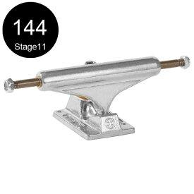 【INDEPENDENT インディペンデント】144 SILVER STANDARD TRUCKS(Stage11)トラック 8.25 スケートボード スケボー sk8 skateboard2個セット