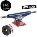 【INDEPENDENT インディペンデント】149 GRANT TAYLOR BTG GC HOLLOW BLUE RED TRUCKS(Stage11)トラ...