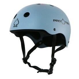【PRO-TEC プロテック】CLASSIC SKATE CALVARY BLUEヘルメット カルバリーブルー プロテクター つや消し 大人用 子供用 キッズ ユース PROTEC スケートボード スケボー sk8 skateboard BMX インライン【2103】