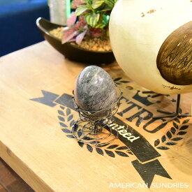 雑貨 オブジェ 置物 ニワトリ 卵 たまご タマゴ ハンドメイド かわいい アンティーク ヴィンテージ レトロ