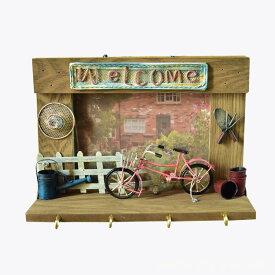 アメリカン雑貨 アメリカ雑貨 ブリキ雑貨 インテリア ヴィンテージ 壁掛け 壁飾り レトロ ブリキ看板 ガレージ アンティーク