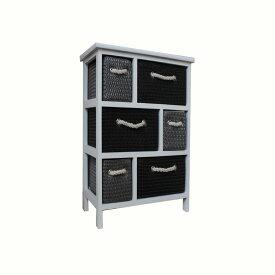 アメリカン家具 チェスト インテリア レトロ ヴィンテージ風 ラック 3段ラック 収納ボックス ボックス収納 箱引き出し