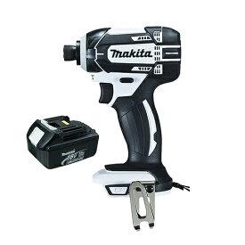 マキタ makita 2点セット インパクト ドライバー 18V TD149DRFX 白と純正バッテリー BL1830 BL1840 BL1850