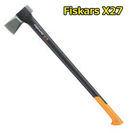 Fiskars フィスカース 7884 ガーデンアックス 薪割り斧 X27 36インチ