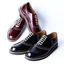 REGAL×GLAD HAND リーガル×グラッドハンド / 「SADDLE SHOES 2」 サドルシューズ / MEN'S メンズ / 革靴 / 短靴 / 本革 / ビジネス / カジュアル / アメカジ