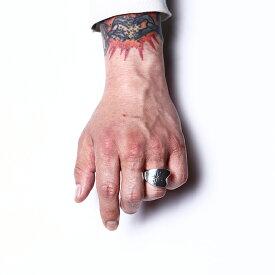 NASTOYS ナストイズ / 「Mid - Century RING」 925製シルバーリング / MEN'S メンズ / 指輪 / ジュエリー / プレゼント / カジュアル / アメカジ