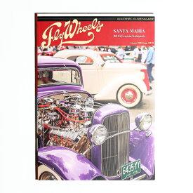 FLY WHEELS フライウィール / 「FLY WHEELS ISSUE #36」 カルチャーマガジン / 本 / 雑誌 / 趣味 / 車 / バイク / アメカジ
