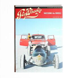 FLY WHEELS フライウィール / 「FLY WHEELS ISSUE #37」 カルチャーマガジン / 本 / 雑誌 / 趣味 / 車 / バイク / アメカジ