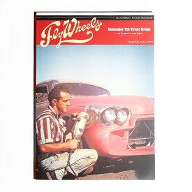 FLY WHEELS フライウィール / 「FLY WHEELS ISSUE #41」 カルチャーマガジン / 本 / 雑誌 / 趣味 / 車 / バイク / アメカジ