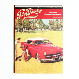 FLY WHEELS フライウィール / 「FLY WHEELS ISSUE #42」 カルチャーマガジン / 本 / 雑誌 / 趣味 / 車 / バイク / アメカジ