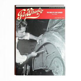 FLY WHEELS フライウィール / 「FLY WHEELS ISSUE #43」 カルチャーマガジン / 本 / 雑誌 / 趣味 / 車 / バイク / アメカジ