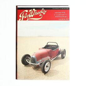 FLY WHEELS フライウィール / 「FLY WHEELS ISSUE #46」 カルチャーマガジン / 本 / 雑誌 / 趣味 / 車 / バイク / アメカジ