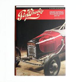 FLY WHEELS フライウィール / 「FLY WHEELS ISSUE #53」 カルチャーマガジン / 本 / 雑誌 / 趣味 / 車 / バイク / アメカジ