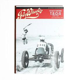 FLY WHEELS フライウィール / 「FLY WHEELS ISSUE #55」 カルチャーマガジン / 本 / 雑誌 / 趣味 / 車 / バイク / アメカジ