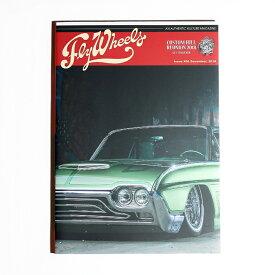 FLY WHEELS フライウィール / 「FLY WHEELS ISSUE #56」 カルチャーマガジン / 本 / 雑誌 / 趣味 / 車 / バイク / アメカジ