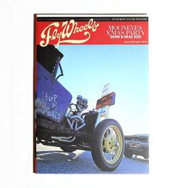 FLY WHEELS フライウィール / 「FLY WHEELS ISSUE #58」 カルチャーマガジン / 本 / 雑誌 / 趣味 / 車 / バイク / アメカジ