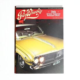 FLY WHEELS フライウィール / 「FLY WHEELS ISSUE #59」 カルチャーマガジン / 本 / 雑誌 / 趣味 / 車 / バイク / アメカジ
