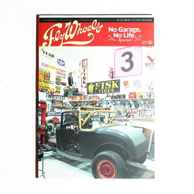 FLY WHEELS フライウィール / 「FLY WHEELS ISSUE #64」 カルチャーマガジン / 本 / 雑誌 / 趣味 / 車 / バイク / アメカジ