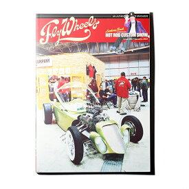 FLY WHEELS フライウィール / 「FLY WHEELS ISSUE #69」 カルチャーマガジン / 本 / 雑誌 / 趣味 / 車 / バイク / アメカジ